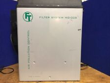 Filter System Air Polution Control MG100s