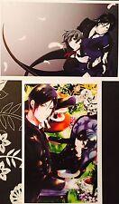 Kuroshitsuji Black Butler-CIEL SEBASTIAN ALOIS CLAUDE Postcard Photo Card Set #A