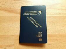 Bosnia and Herzegovina Biometric passport