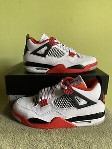 Size 11.5 | Jordan 4 Retro OG Fire Red 2020 | SHIPS FAST