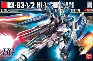 Bandai Gundam HGUC RX-93-V2 Hi-v 1/144 Model Kit