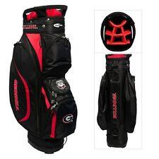 New Team Golf University Of Georgia Bulldogs Clubhouse Cart Bag