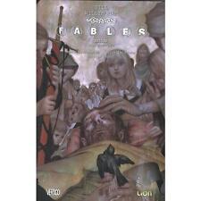 FABLES 8 DELUXE - CARTONATO - RW LION DE LUXE - ITALIANO NUOVO