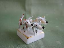Bella Meissen personaggio come cani-mute, Peter filamento