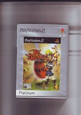 JAK AND DAXTER THE PRECURSOR LEGACY - PS2 GAME / +60GB PS3 FastPost COMPLETE VGC