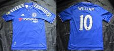 William #10 CHELSEA  home shirt jersey ADIDAS 2015-2016 SIZE XL.Boys (XS adults)