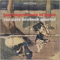 DAVE BRUBECK QUARTET, The - Jazz Impressions of New CD