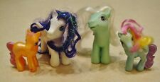 My Little Pony  lot of 4  - - 2004 +  NICE Mom with baby