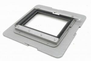 Exc Cambo 6x9 Camera Back Board Adapter *AB5927