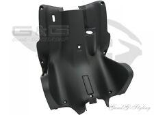 Beinschild Innenraum Verkleidung in Schwarz Matt für Yamaha Aerox MBK Nitro