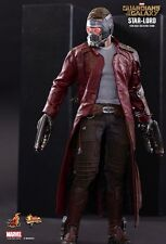 HOT TOYS 1/6 MARVEL GUARDIANS OF THE GALAXY MMS255 STAR-LORD ACTION FIGURE