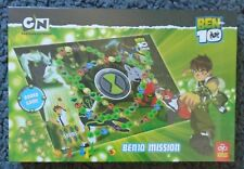 BEN 10 MISSION BOARD GAME NEW & UNOPENED
