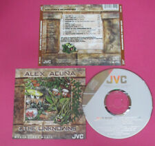 CD ALEX ACUNA & THE UNKNOWNS 1990 Usa JVC JD-3322 no lp dvd mc vhs (CS55)