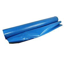 PE Typ200 Blau 0,2mm Folie Dampfbremse Dampfsperre Dachfolie Isolierung