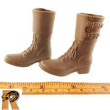 Porkchop Hill - Boots (for Feet)- 1/6 Scale - SOW Action Figures