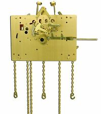 Hermle 1161-053/114cm Grandfather Clock Movement (new) with FREE OIL KIT