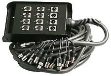 Pulse XLR Multicore 8/4 30m PLS00323