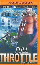 Black Knights Inc: Full Throttle 7 by Julie Ann Walker (2014, MP3 CD,...