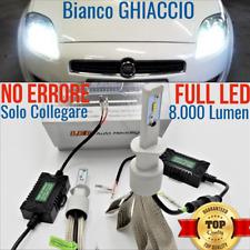 Luci FULL LED H1 CANBUS ANABBAGLIANTI PER Fiat Bravo II 6500K 8000LM BIANCO GHIA