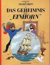 Tim & Struppi 10: Das Geheimnis der Einhorn von Herge (1998, Taschenbuch)