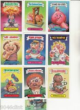 GARBAGE PAIL KIDS 30TH ANNIVERSARY COMPLETE FOREIGN LEGION SET ADAM BOMB GPK