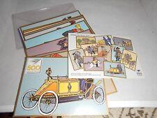 500 Jahre Post Jubiläums Postkarten Serie 1