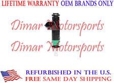 Lifetime Warranty - Single OEM Fuel Injector - 06C133551