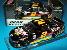 Brad Keselowski 2019 Miller Darlington Throwback #2 Mustang 1/64 NASCAR Diecast