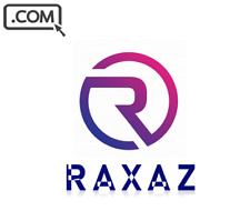 RAXAZ .com  Premium BRAND BRANDABLE WEB APP Domain Name