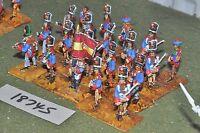 flintloque fantasy elven Catalcian Del nino cisco line infantry 20 {16} (18745)