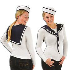 Instant Sailor Girl Set Fancy Dress Costume