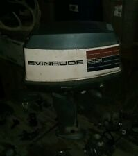 '74 Evinrude Sportster 25hp upper and lower engine cover