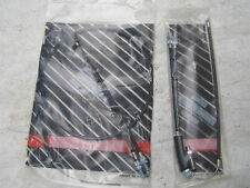 "1""NOS ODYSSEY GYRO 1 ORIG BLACK BRAKE CABLES  REAR SET BMX  FREESTYLE VINTAGE"