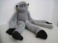 "26"" T-W Co Grey MONKEY Plush Stuffed Animal"