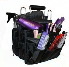 Gli strumenti di capelli professionale parrucchiere sessione BAG NERO