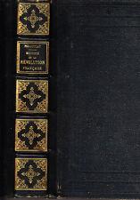 C1 Poujoulat HISTOIRE DE LA REVOLUTION FRANCAISE Mame 1860 RELIE ILLUSTRE