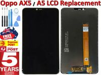 For OPPO A5 AX5 LCD Display Touch Screen Digitizer Assembly Replacement BLACK