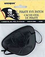 PIRATE EYE PATCH PARTY TOY SUPPLIES