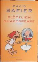 Plötzlich Shakespeare von David Safier 2010 geb. Neuwertig
