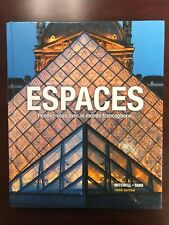 Espaces - Third Edition (Vista Higher Learning)