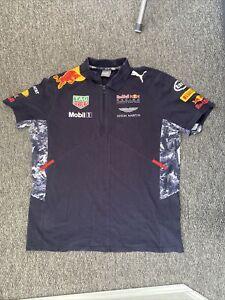 Red Bull F1 Polo Shirt
