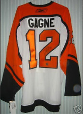 Brand New Simon Gagne Autograph Jersey With COA Flyers