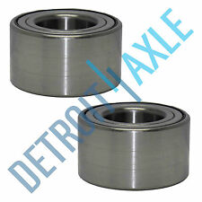 New Set of (2) Front Driver and Passenger Side Wheel Bearing Assembly - Honda