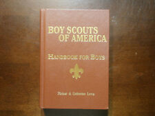 Handbook For Boys - First Printing - Limited 1910 Society Issue
