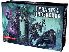 Gale Force 9: Dungeons & Dragons: Tyrant of the Underdark Board Game