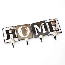 Wandhaken Home Metall Haken Garderobe Kleiderhaken Schlüsselhaken Schlüsselbrett