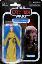 """Star Wars Vintage Collection - 3 3/4"""" SUPREME LEADER SNOKE Figure ~ Hasbro"""