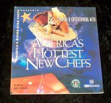 Cooking and Entertaining with America's Hottest New Chefs by Anthony S. Tiano (1