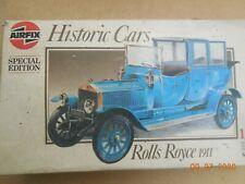 VINTAGE AIRFIX 1/32  ROLLS ROYCE 1911