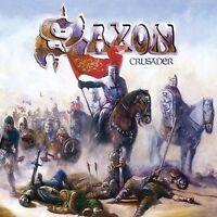 SAXON - CRUSADER (DELUXE EDITION)   CD NEW+